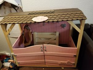 Toy horse stable for Sale in San Jose, CA