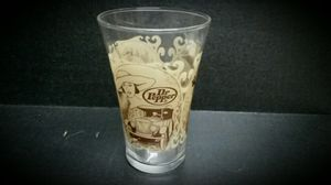 Vintage Dr pepper glass for Sale in Belleville, IL
