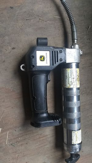 John Deere grease gun without charger for Sale in Elkins, WV