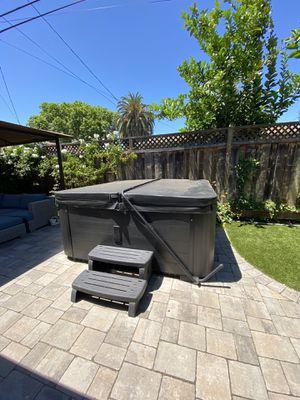 Divine Hot Tub for Sale in Santa Clara, CA