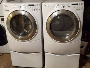 Whirlpool duet washer and gas dryer for Sale in San Marcos, CA