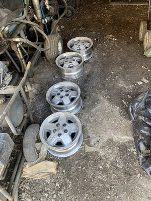 15 in rims for Sale in Lorain, OH