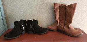 girls size 1 boots for Sale in Weldon Spring, MO