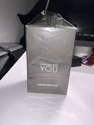 Emporio Armani Stronger with You Cologne for Sale in Mansfield, TX