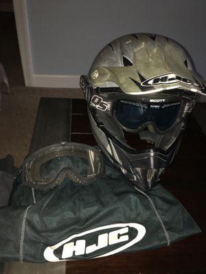 HJC Motocross Helmet for Sale in Nashville, TN