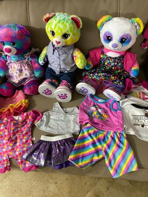 Stuffed Animals - Build-A-Bear for Sale in Boca Raton, FL