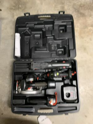 COMPLETE Craftsman 19.2v Cordless Power Tools for Sale in Humble, TX