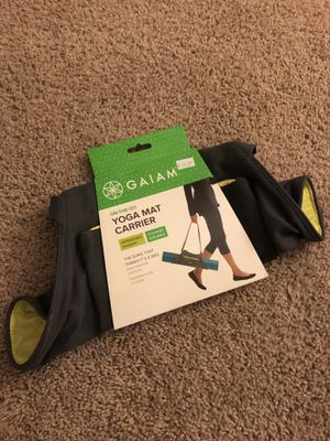 Yoga mat carrier for Sale in San Diego, CA