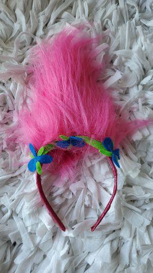 Trolls Princess Poppy headband for Sale in Moreno Valley, CA