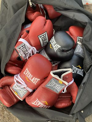 Professional Boxing Gloves for Sale in Houston, TX