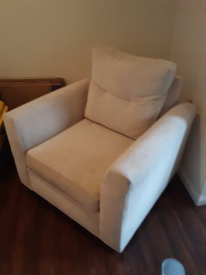 Free white chair (2) for Sale in Santa Ana, CA
