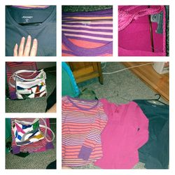 Set Of 3 Blouses Size Medium And Purse for Sale in Columbia,  TN
