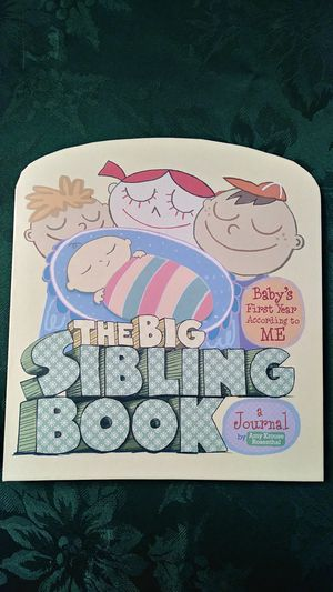 The Big Sibling Book(NEW) for Sale in Snohomish, WA