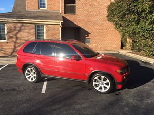 Rare Imola red BMW X5 4.8is 🚨 for Sale in Millersville, MD