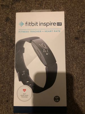 Fitbit inspire hr for Sale in Baltimore, MD