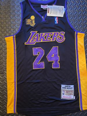 Kobe Bryant - Los Angeles Lakers 2009 Finals Large for Sale in Hoffman Estates, IL