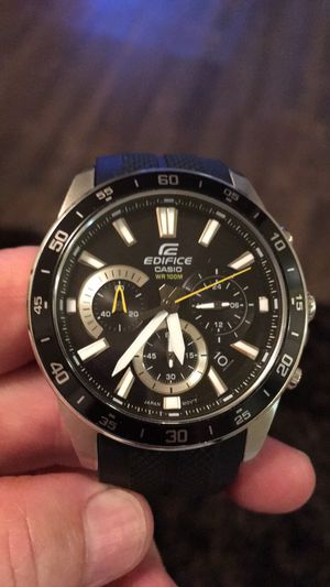 Casio Edifice Underwater 330ft for Sale in Anderson, MO