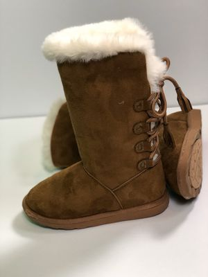 RAMPAGE GIRLS Girl's Sz 1M WINTER BOOTS for Sale in Irving, TX