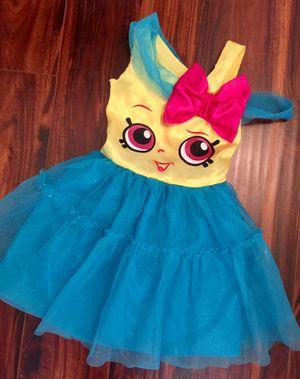 Girls Shopkins Dress Size Small (4-6x) for Sale in Chula Vista, CA