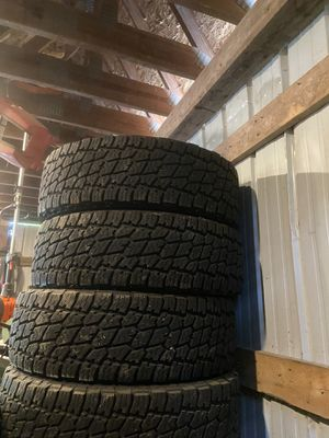 4 Nitto terra grappler g2 35x11.50r20 tires for Sale in Harpers Ferry, WV