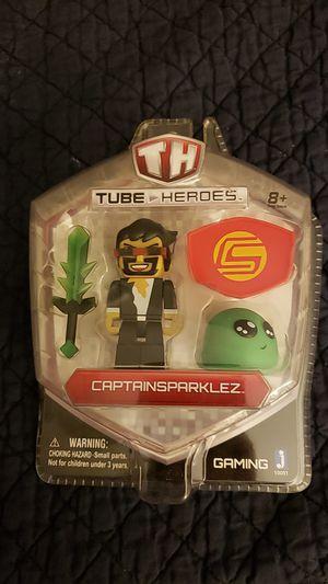 Tube Heros CaptainSparklez for Sale in West Monroe, LA