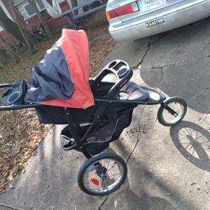 Safeplus Double Stroller for Sale in Deer Park, TX