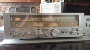 G-3000 Sansui Pure Power Stereo Receiver for Sale in Elk Grove, CA