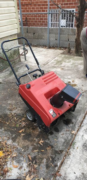 Snow blower plow for Sale in Queens, NY
