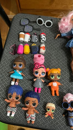 LOL surprise dolls lot 10+ lol for Sale in San Francisco, CA