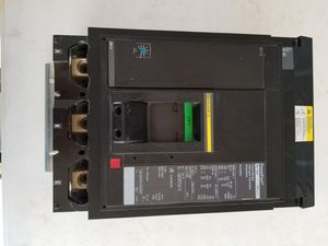 Square D Powerpact 500 amp 3 pole 600v circuit breaker for Sale in South Gate, CA
