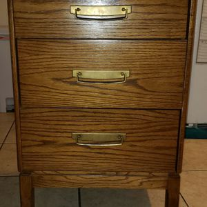 Filing Cabinet for Sale in Tampa, FL