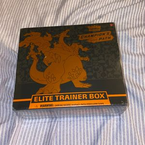SEALED - Pokemon Champion's Path - Elite Trainer Box for Sale in Fairfax, VA