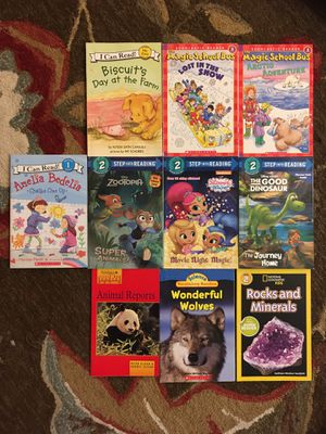 10 Early Reader Books for Sale in Portland, OR