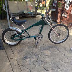 Schwinn Orange County Chopper: StingRay Bike Green for Sale in San Jose,  CA