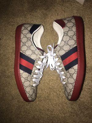 Ace GG Supreme Gucci Sneakers Sz 45 E.U (10.5 U.S) for Sale in Fayetteville, NC