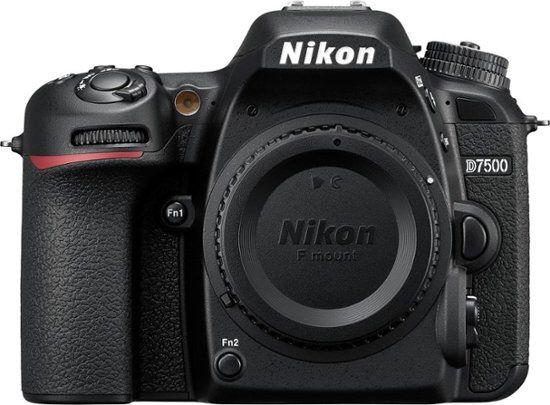 Nikon D7500 ( No Lens Body Only ) New