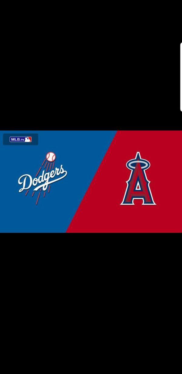 Dodgers vs Angeles
