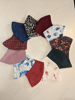 3-layer cloth face masks for Sale in Seattle, WA