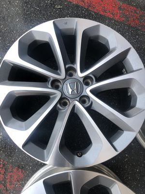 Rims 18x8 5x114 for Honda acord Civic crv for Sale in Santa Ana, CA