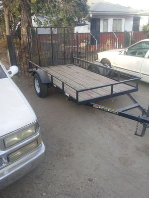Utility trailer $500 for Sale in Modesto, CA