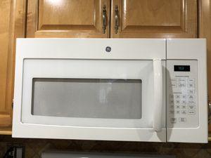 GE microwave for Sale in Piscataway, NJ