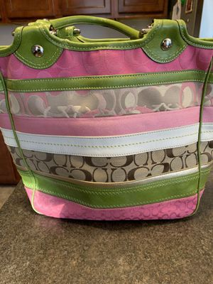 Authentic Coach Purse for Sale in Pickerington, OH