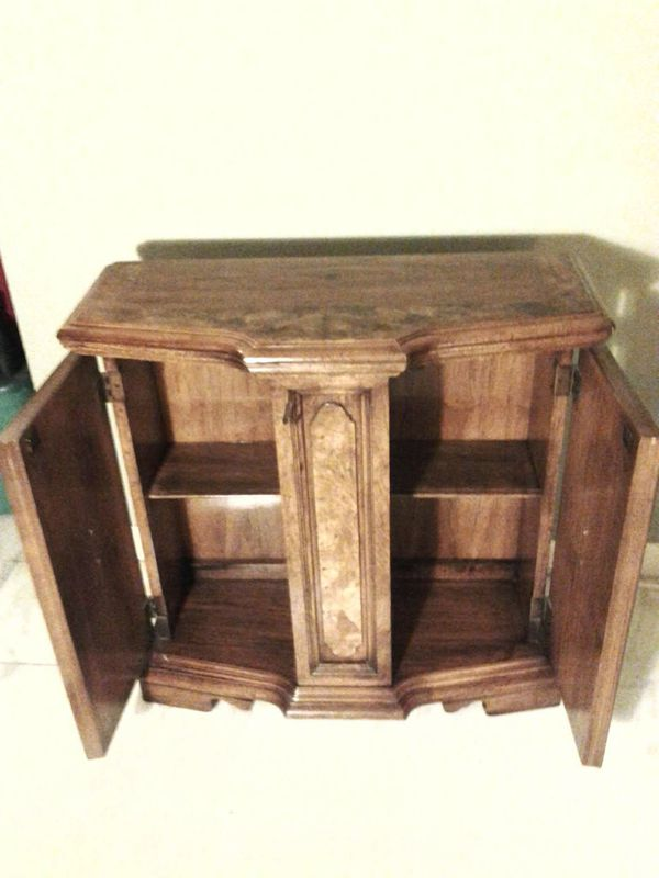 Exquisite Solid Wood Cabinet