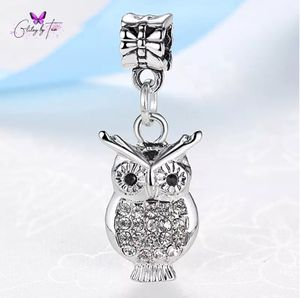 Silver Owl Charm for Sale in Atlantic Beach, NY