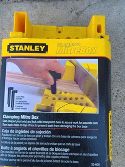 Miter Cutting Box, Drill Bits, Electrical Plugs for Sale in Bellerose,  NY