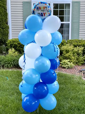 Father's Day balloon column for Sale in Elgin, IL