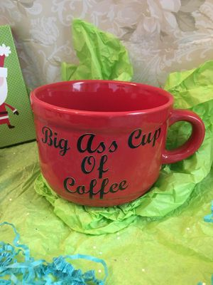 Big Ass Cup Of Coffee for Sale in Lake Elsinore, CA