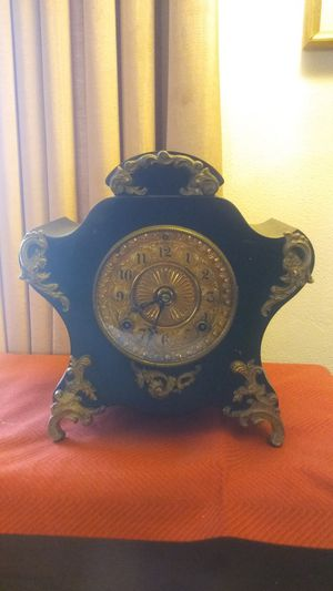 1882 Ansonia Clock for Sale in Lawrence, IN