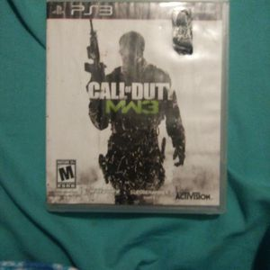 PS3 Call Of Duty MW3 for Sale in Springfield, OR