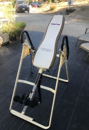 Ironman therapeutic fitness inversion table for Sale in Atascadero, CA